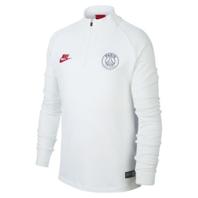 TRAINING TOP PSG WHITE
