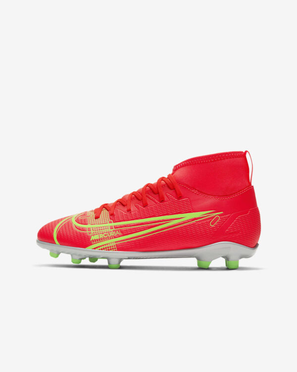 Jr Mercurial Superfly 8 Club Mg Younger Older Multi Ground Football Boot RzhbfB